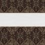 Выберите Цвет ткани Зебра: коричневый дамаск