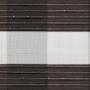 Выберите Цвет ткани Зебра КЛЕТКА: темно-коричневый